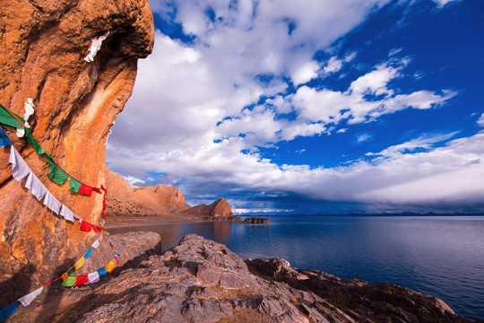 西藏圣象天门景物图片