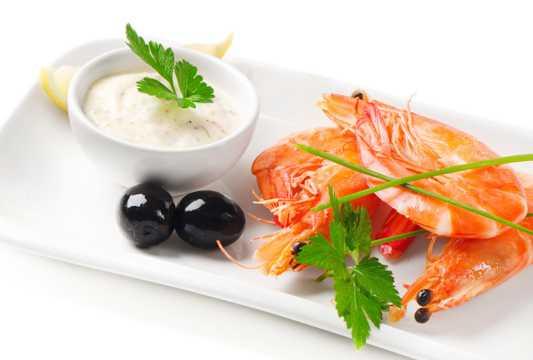 油焖虾图片