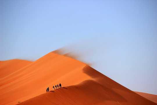 大漠探险图片