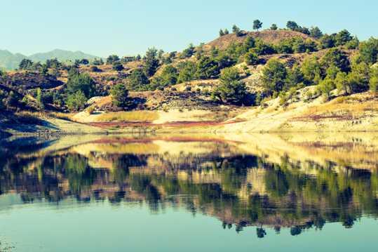 塞浦路斯江河景观图片