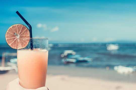 夏季冰爽饮料图片