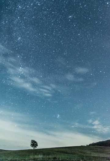 夜空手机壁纸图片