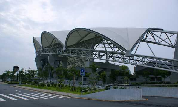 广州大学城光景图片