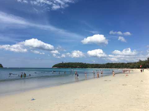 泰国普吉岛自然光景图片