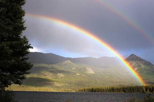 彩虹图片素材