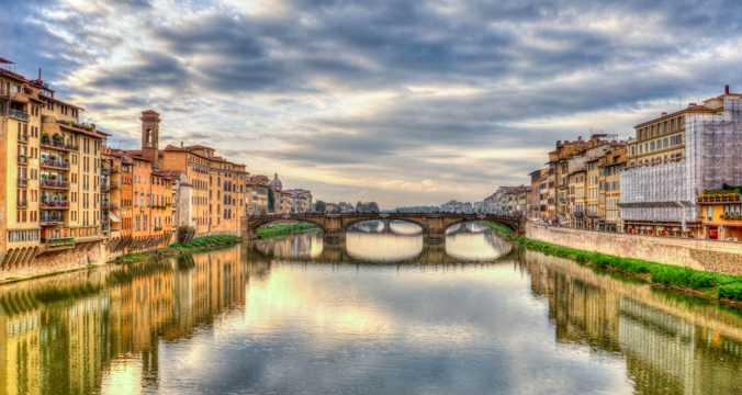 唯美意大利景色图片