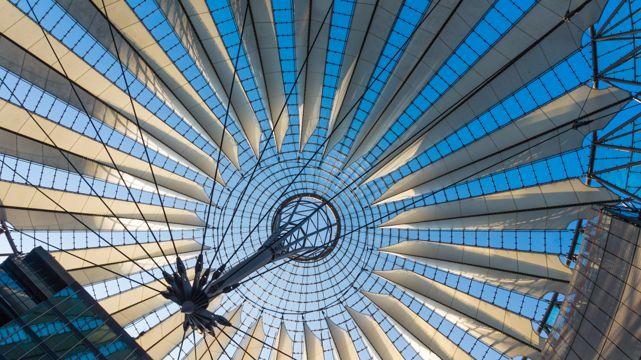 德国勃兰登堡州波茨坦建筑景象图片