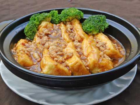 豆腐菜式图片