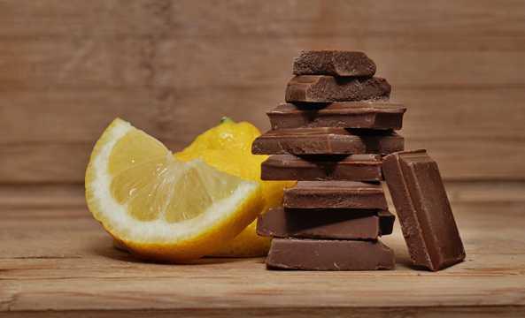 可口的甜食巧克力图片