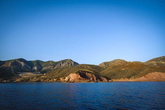 山川自然风光图片