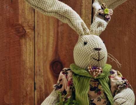 兔子造型图片
