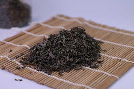 绿茶茶叶图片