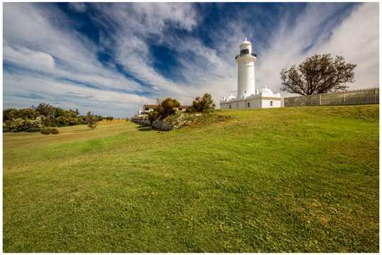 澳大利亚悉尼屈臣氏湾景致图片