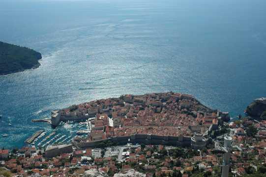 克罗地亚旅行景象图片