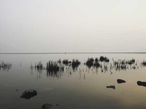 清澈的江河