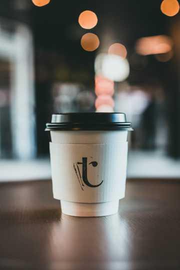 便携咖啡热饮图片