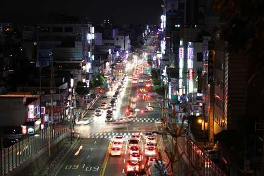 韩国首尔图片