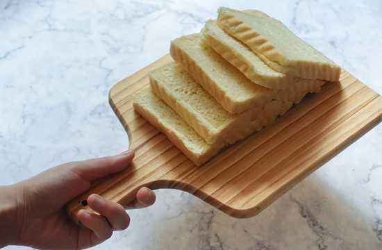 切片的吐司高清图片