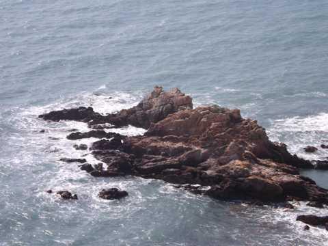 海洋波浪图片
