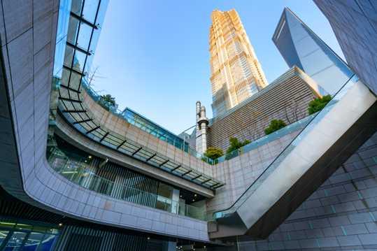 上海都市建筑景物图片
