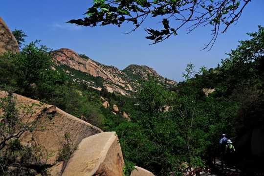 北京白虎涧景象图片