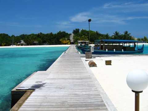 夏天马尔代夫图片