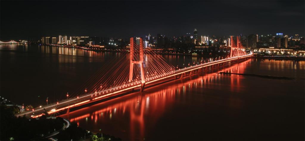 南昌八一大桥摄影