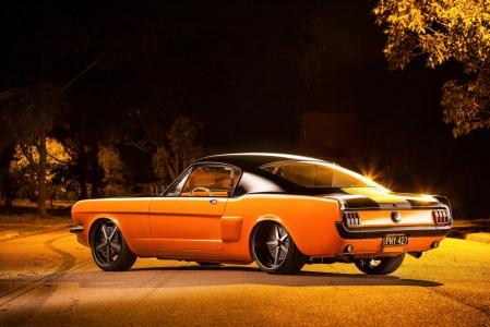 福特,野马,Fastback,1965年
