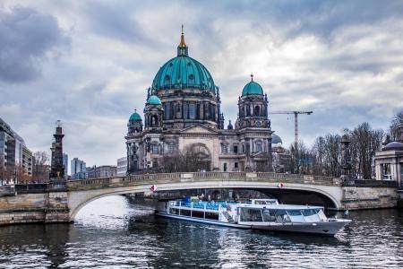 柏林,城市,景观