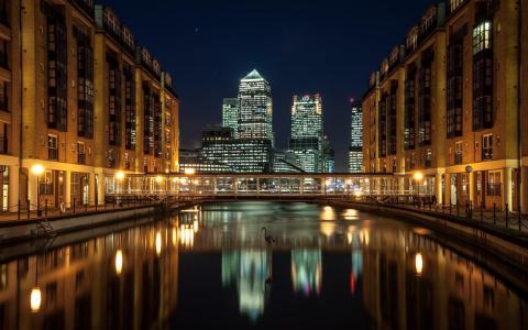 英格兰,港区,城市,英格兰,伦敦,伦敦
