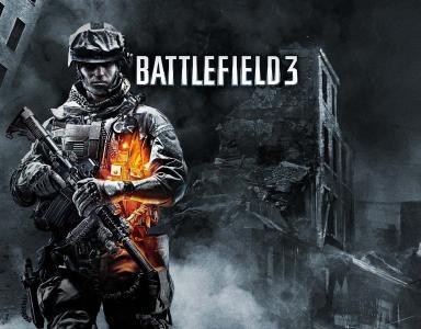 士兵,武器,电子游戏,战地3