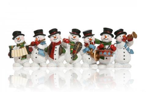 雪人,节日,假期,工具,乐趣,几点思考,背景