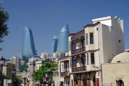 巴库,阿塞拜疆