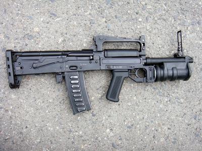 与,榴弹发射器,自动,雷暴,复杂,ots-14