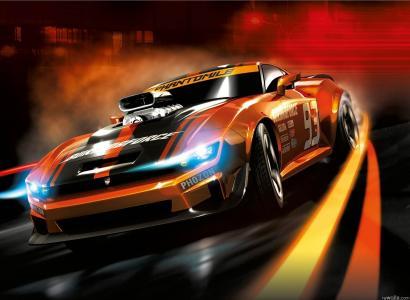 山脊赛车,游戏,赛车,汽车,权力,框架,速度