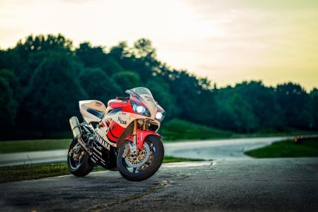 雅马哈,摩托车