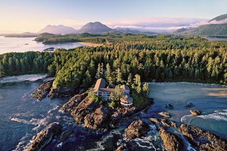 自然,家和舒适,山,森林,海岸,加拿大