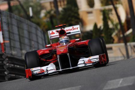 费尔南多·阿隆索,法拉利150意大利,费尔南多·阿隆索,F1,摩纳哥