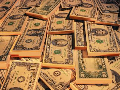 钱,美元,美国,衡量单位,货币