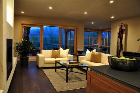 内政,风格,房子,客厅,别墅,设计