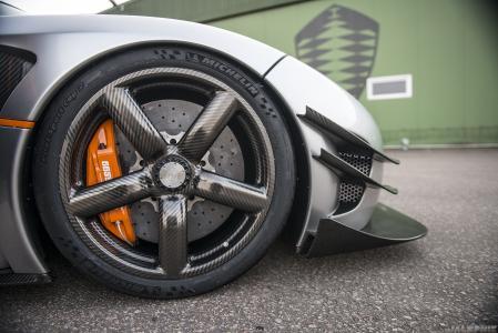 Koenigsegg,一:1,Megacar,Carbon,车轮,Koenigsger