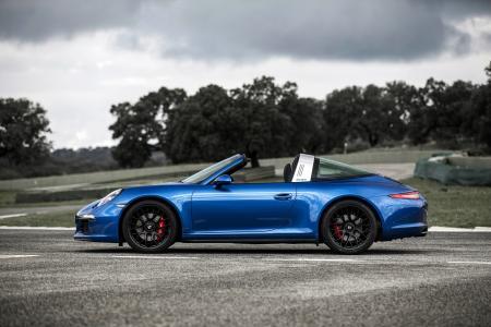 保时捷,GTS,塔加,4,911,蓝色