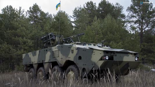 BTR-4MV1,乌克兰,亚美尼亚