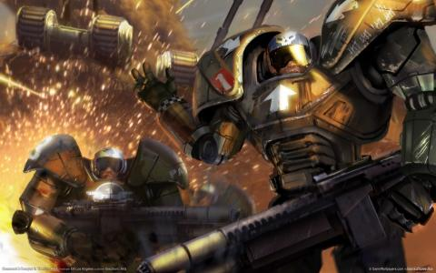 Command_and_conquer_3,soldaty,tiberium_wars