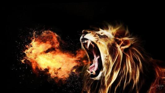 艺术,狮子座