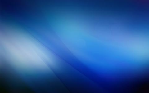 抽象,背景,蓝色,波