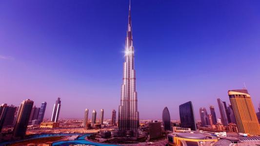 迪拜,迪拜,阿联酋,建设