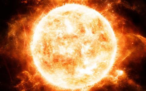 星,光,星,能量,Antares