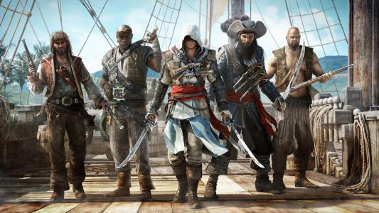 刺客,海盗,游戏