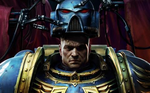士兵,头盔,战锤,战锤40000,太空海洋